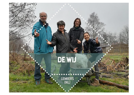peope of de wij
