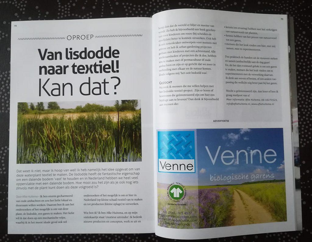 Artikel in Vezel